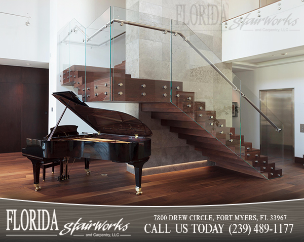 Stairways and Staircases in Venice Florida